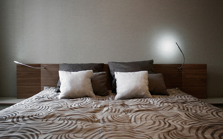 интерьер спальни - фото № 25171