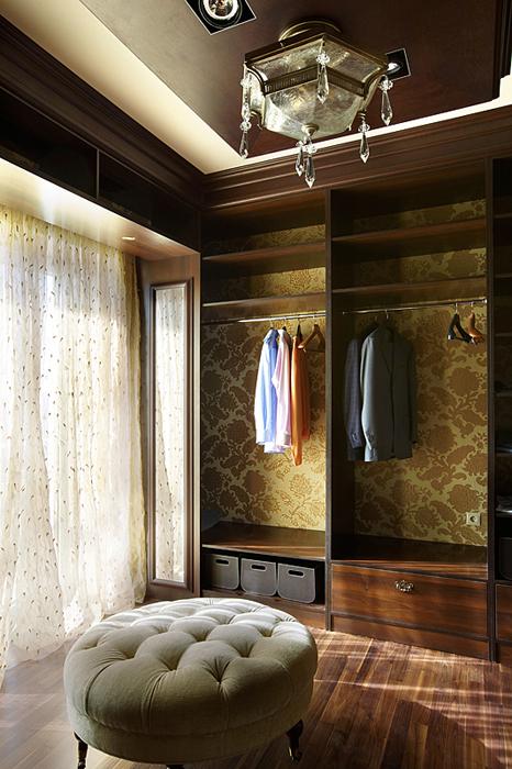 Фото № 27376 гардеробная  Квартира