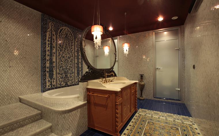 интерьер ванной - фото № 25310