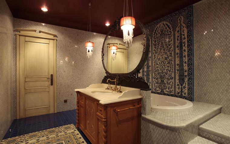 интерьер ванной - фото № 25311