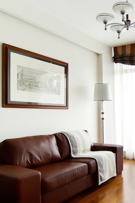 Квартира. кабинет из проекта , фото №25323