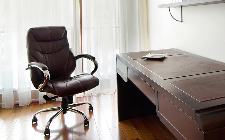 Квартира. кабинет из проекта , фото №25324