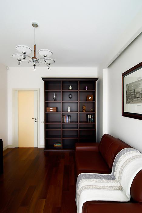 Квартира. кабинет из проекта , фото №25326