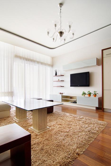 интерьер гостиной - фото № 25328