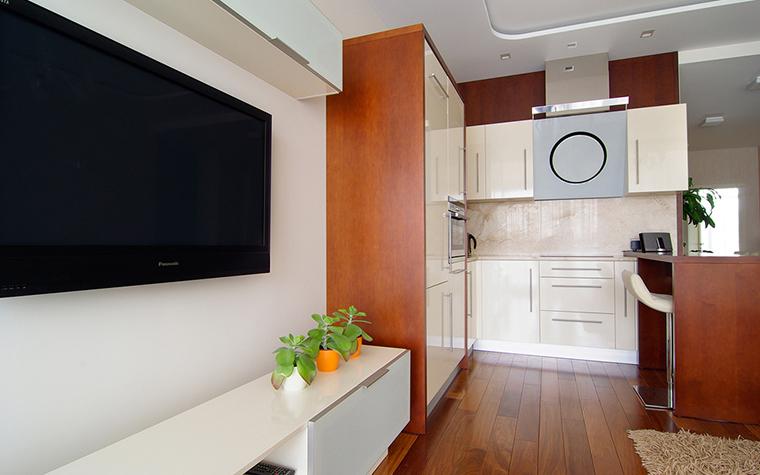 Квартира. кухня из проекта , фото №25330