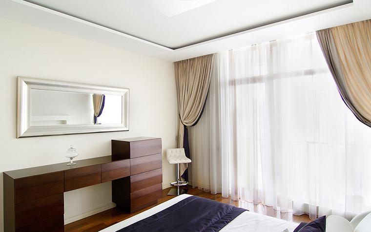 Квартира. спальня из проекта , фото №25319
