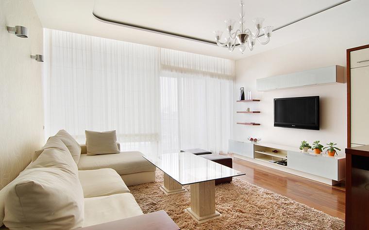 интерьер гостиной - фото № 25320
