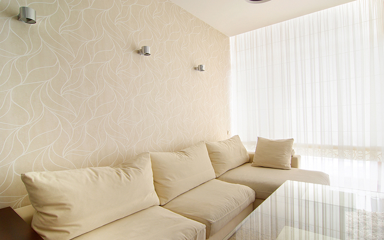 Квартира. гостиная из проекта , фото №25321
