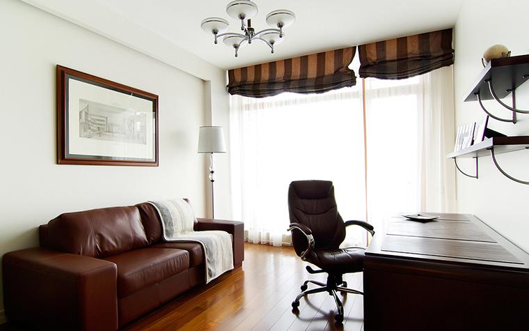 Квартира. кабинет из проекта , фото №25322