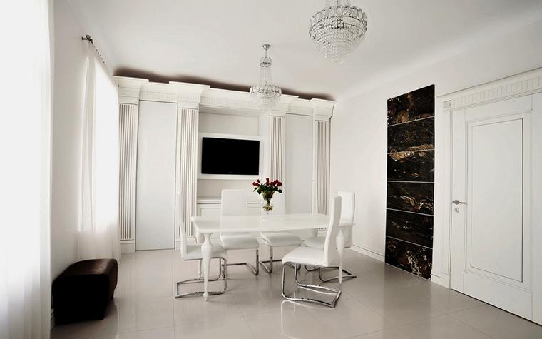 интерьер столовой - фото № 25392