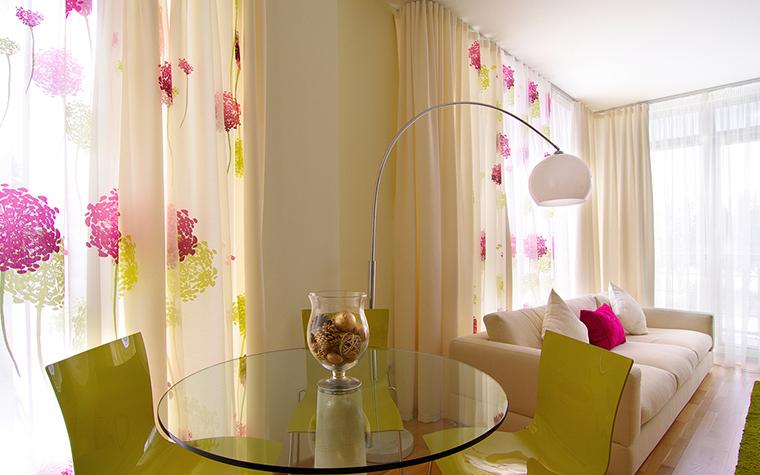 Фото № 25418 гостиная  Квартира