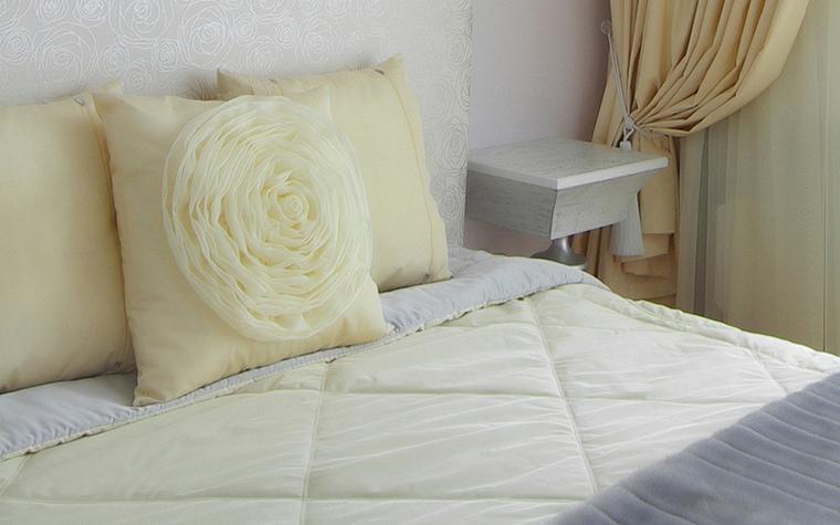 Квартира. спальня из проекта , фото №25416