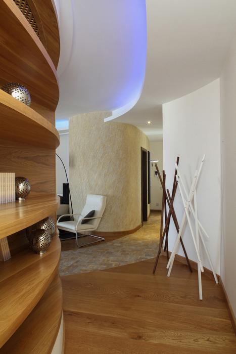 Квартира. холл из проекта , фото №25455
