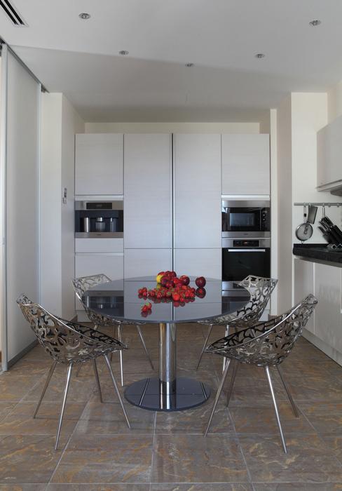 Квартира. кухня из проекта , фото №25438