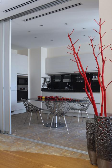 Квартира. кухня из проекта , фото №25439