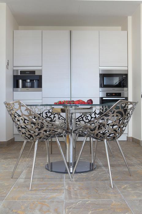 Квартира. кухня из проекта , фото №25440