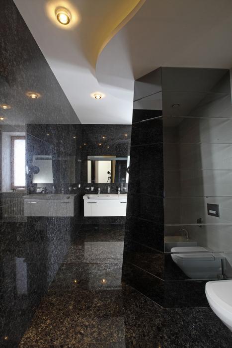 Квартира. ванная из проекта , фото №25451