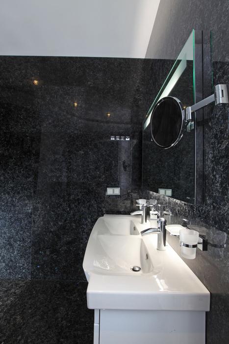 Квартира. ванная из проекта , фото №25452