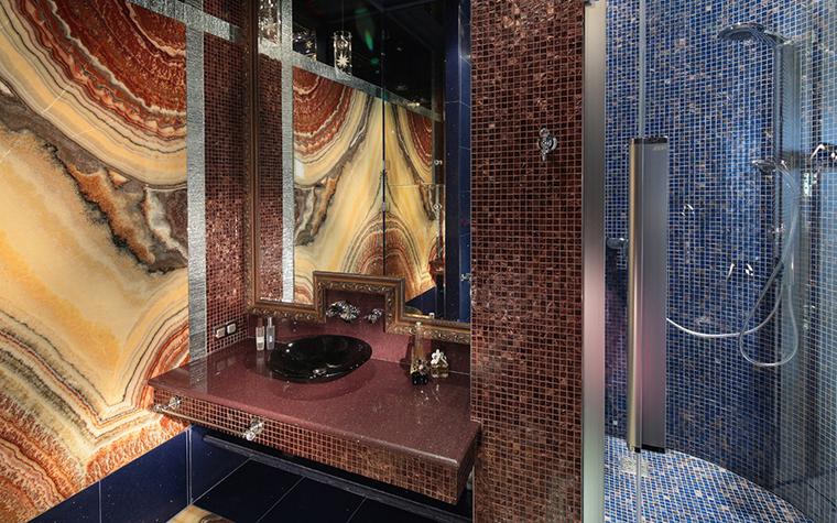 Квартира. ванная из проекта , фото №25588