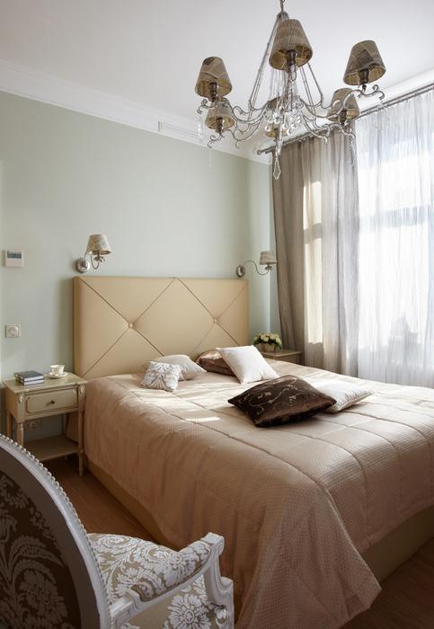 интерьер спальни - фото № 29598