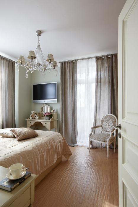 интерьер спальни - фото № 29599