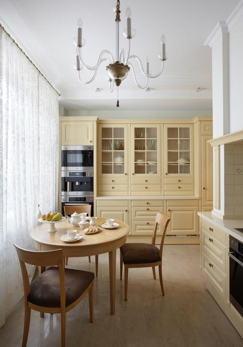 Фото № 25640 кухня  Квартира