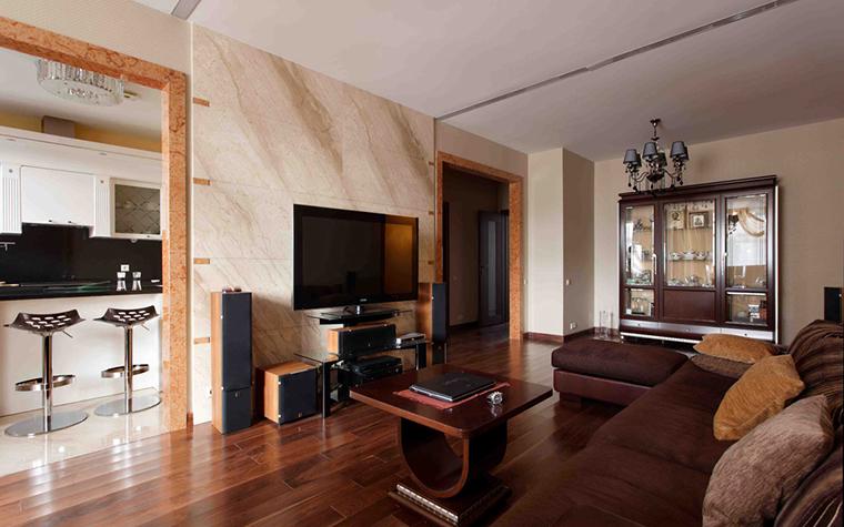 интерьер гостиной - фото № 25694