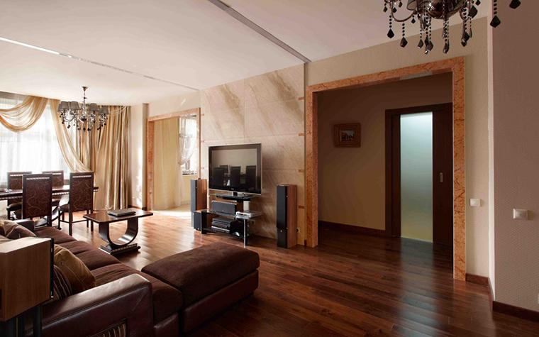 интерьер гостиной - фото № 25695