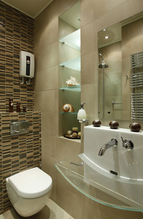 интерьер ванной - фото № 25743