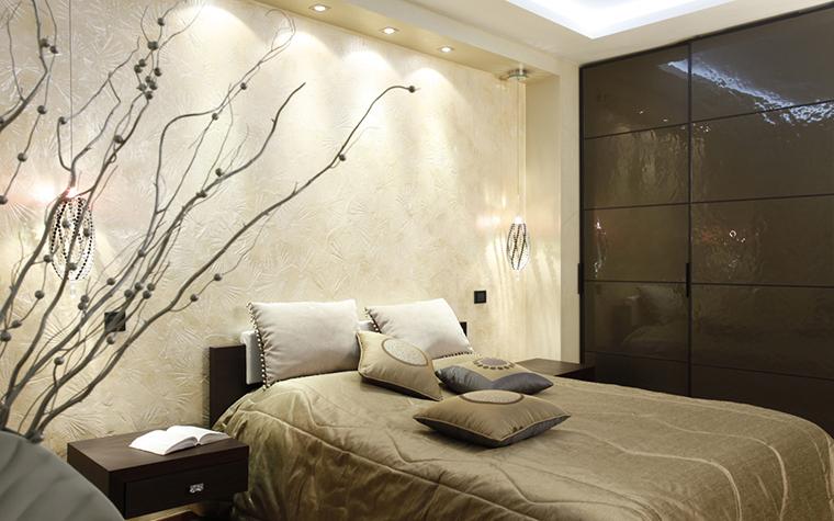 Фото № 25738 спальня  Квартира