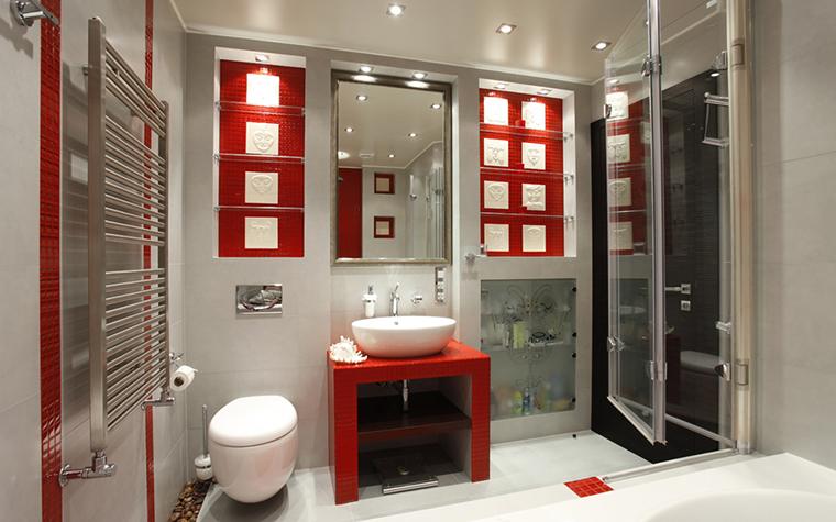Фото № 25741 ванная  Квартира