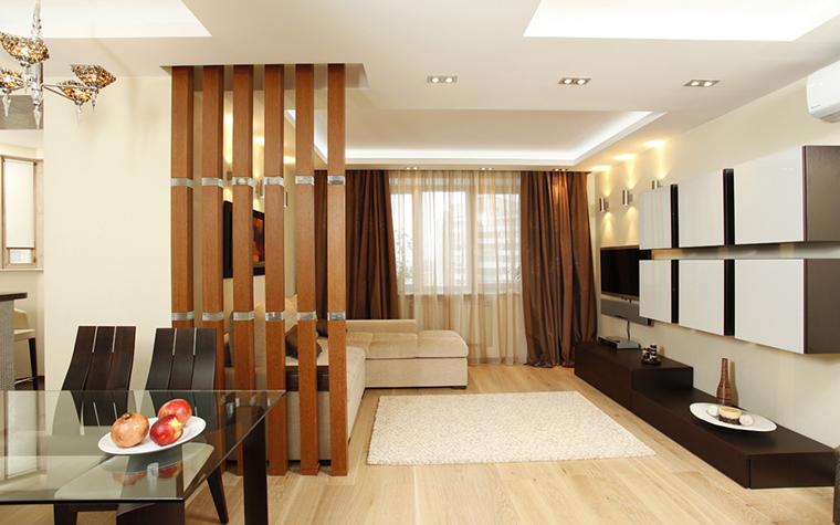 Фото № 25725 гостиная  Квартира