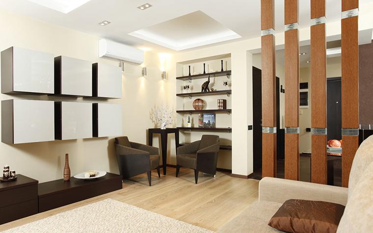 Фото № 25726 гостиная  Квартира