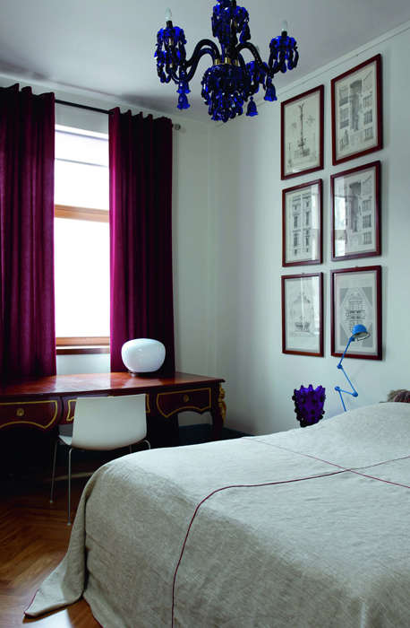 Фото № 25809 спальня  Квартира