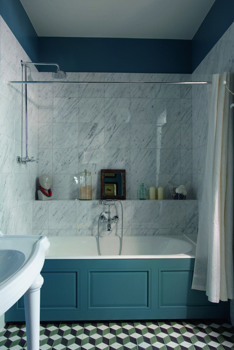 интерьер ванной - фото № 25813