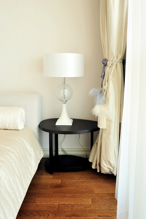 Квартира. спальня из проекта , фото №25848