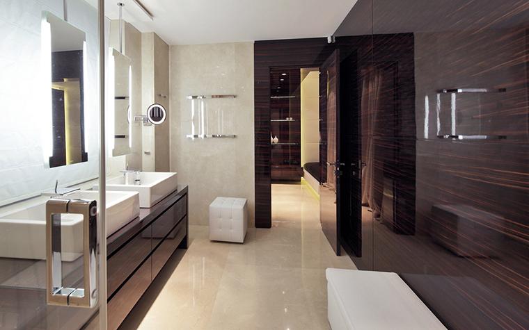 Квартира. ванная из проекта , фото №25904