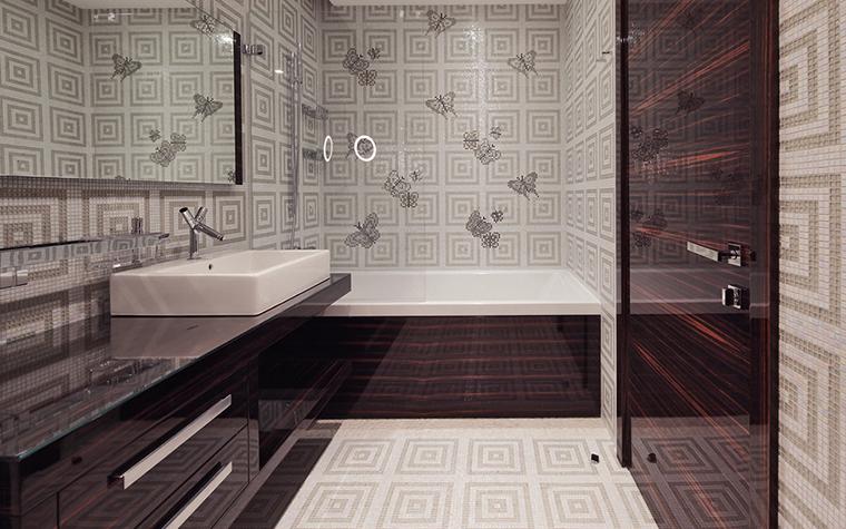 интерьер ванной - фото № 25902