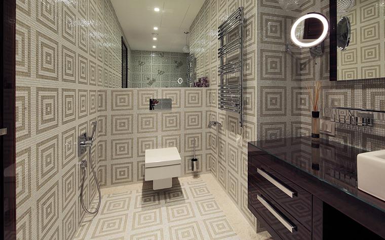 интерьер ванной - фото № 25905