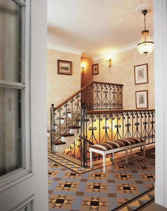 Квартира. холл из проекта , фото №26362