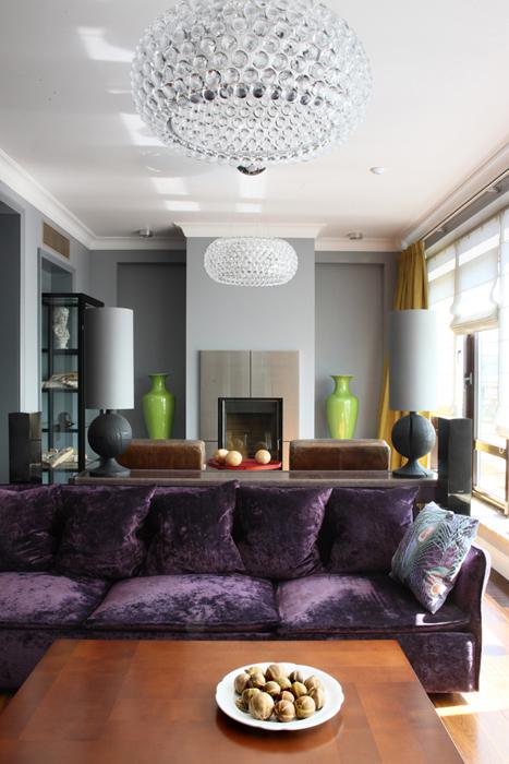 Квартира. гостиная из проекта , фото №25955