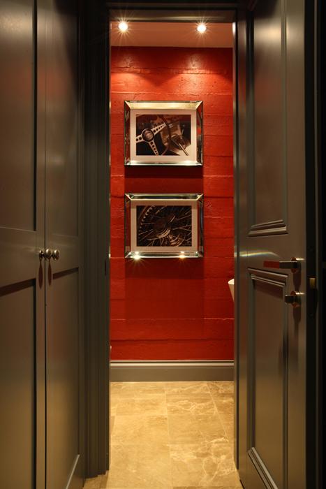 Квартира. холл из проекта , фото №25959