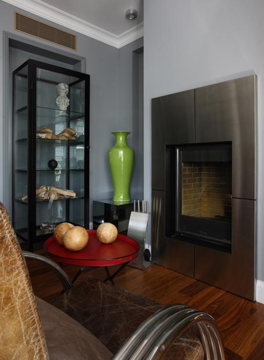 Квартира. гостиная из проекта , фото №25954