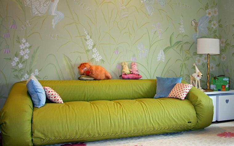 Квартира. детская из проекта , фото №26016