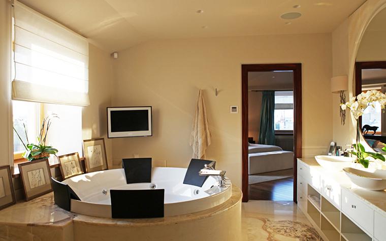Квартира. ванная из проекта , фото №26019