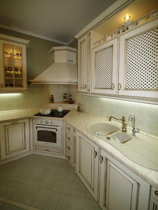 Фото № 26087 кухня  Квартира