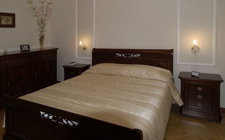 Фото № 26084 спальня  Квартира