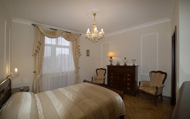 интерьер спальни - фото № 26085