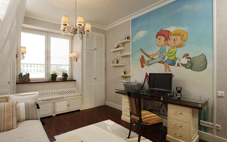 Фото № 26065 детская  Квартира