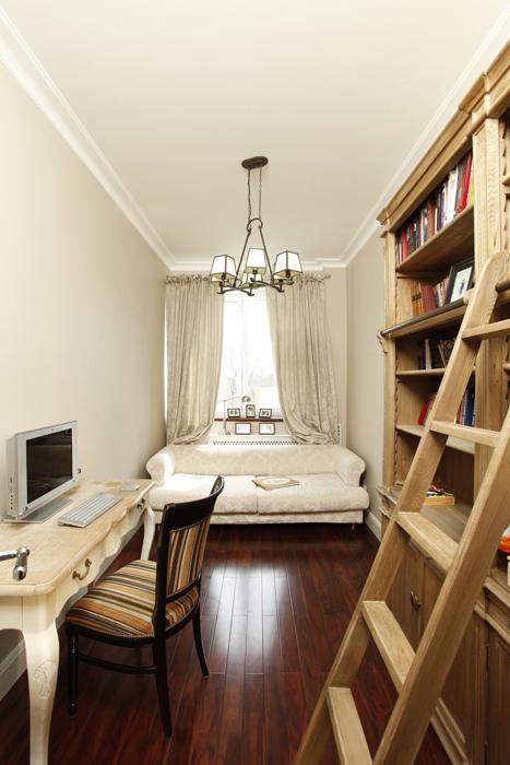 Фото № 26066 кабинет библиотека  Квартира